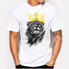 Lion Printed